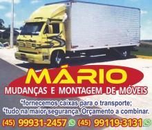 MÁRIO-MUDANÇAS-E-PEQUENOS-FRETES